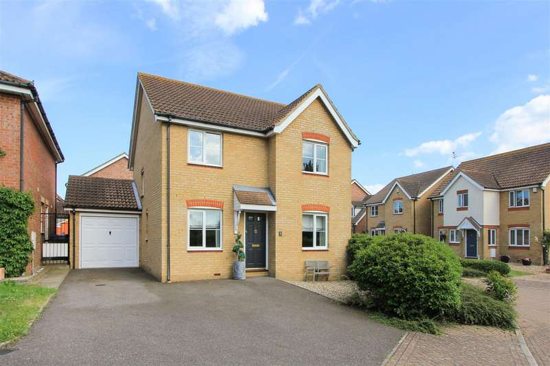 4 Bedrooms Detached House for sale in Whitstable