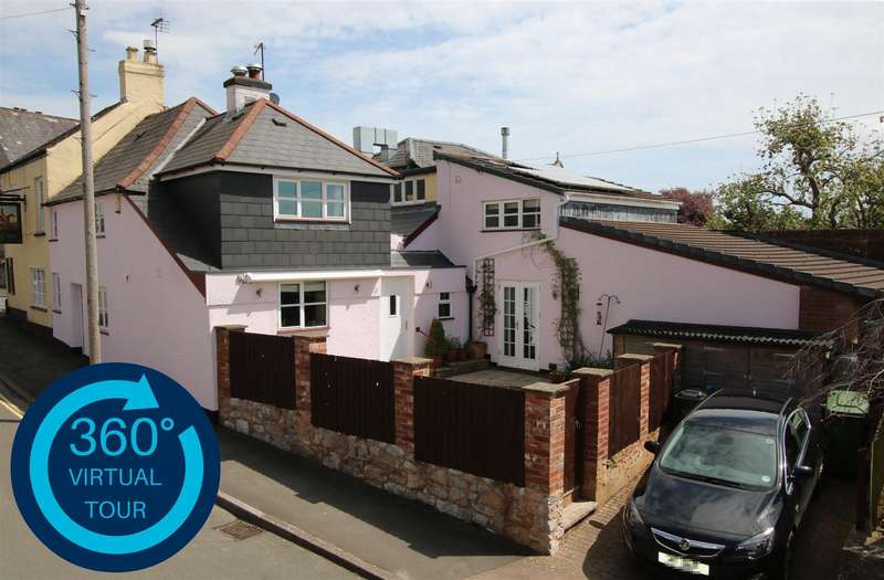 3 Bedrooms Semi Detached House for sale in Mill Road, Countess Wear, Exeter