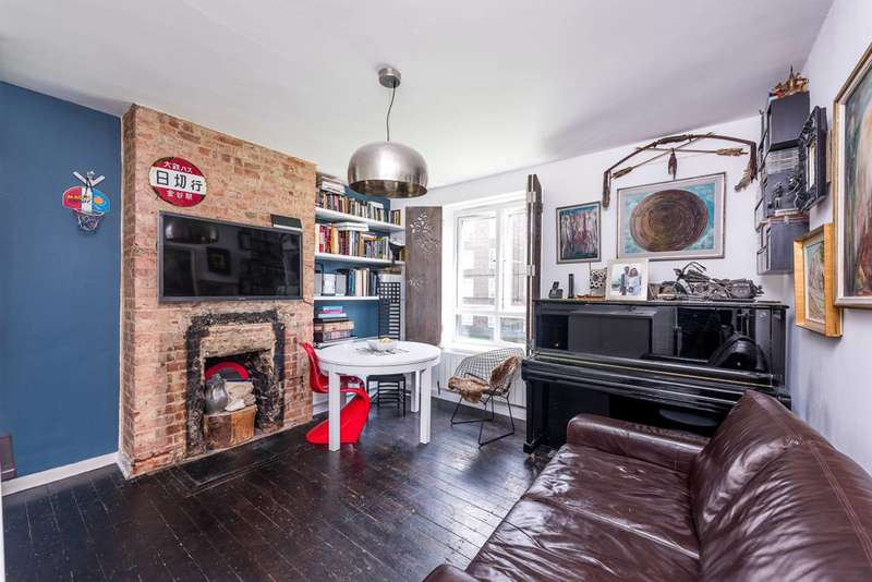 1 Bedroom Flat for sale in Bolney Street, Oval, SW8