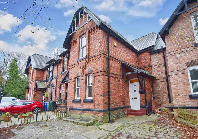 2 Bedrooms Cottage House for sale in Ringley Road, Whitefield, Manchester, M45