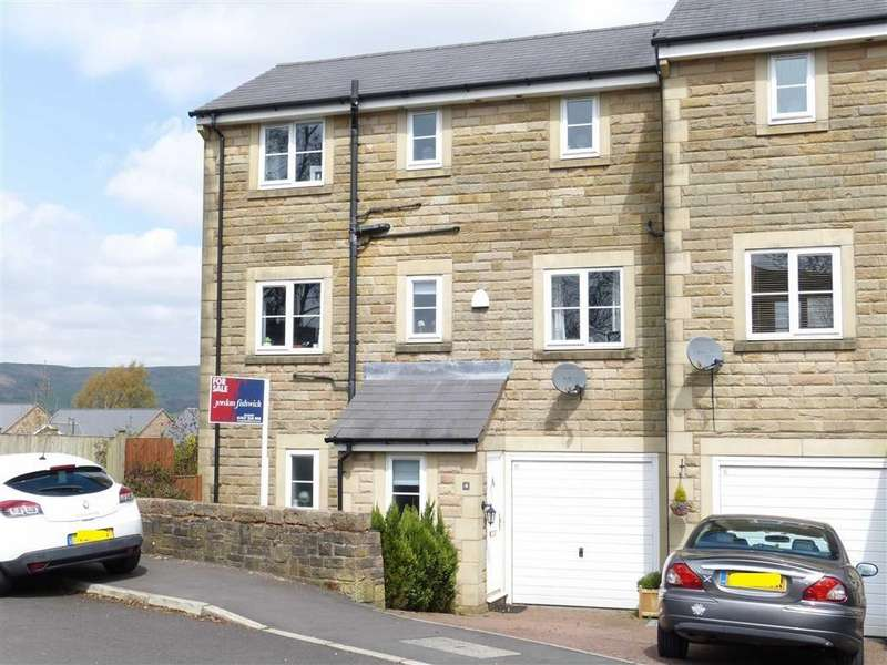 4 Bedrooms Semi Detached House for sale in Paradise Street, Hadfield, Glossop