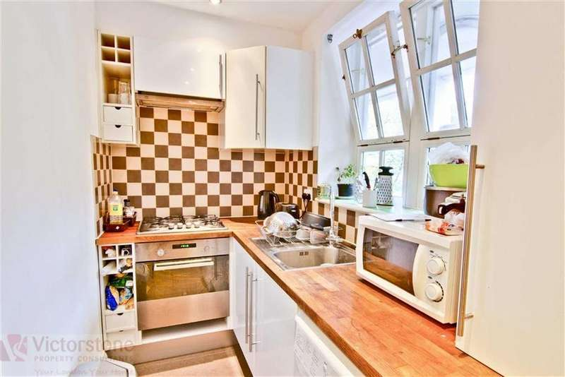 2 Bedrooms Flat for sale in Ossulston Street, Camden, London