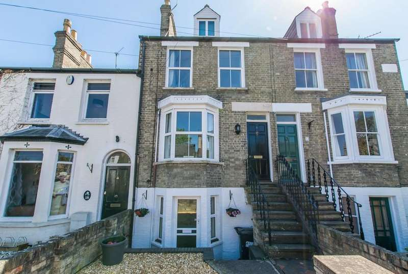 3 Bedrooms Terraced House for sale in Halifax Road, Cambridge