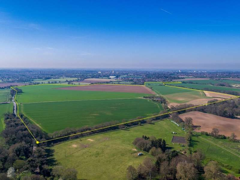 Land Commercial for sale in Rushmere, Ipswich IP5