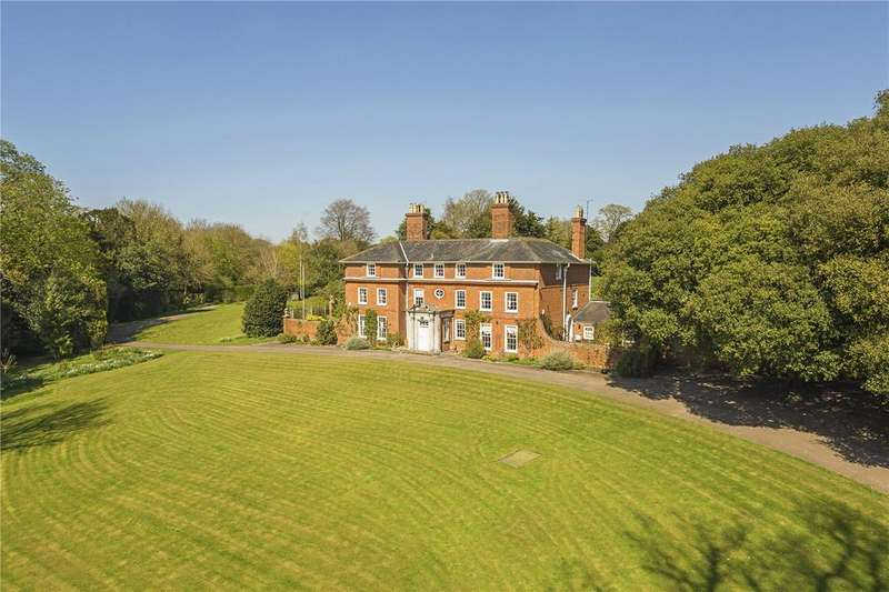 8 Bedrooms Detached House for sale in Station Road, Dullingham, Newmarket, Suffolk, CB8