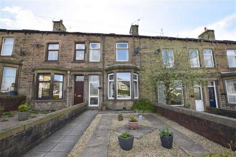 4 Bedrooms Terraced House for sale in Gisburn Road, Barnoldswick, Lancashire