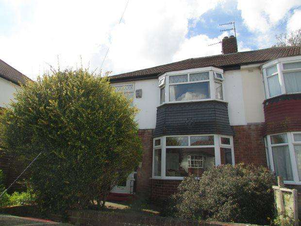 3 Bedrooms Semi Detached House for sale in TUNSTALL GROVE, TUNSTALL AREA, HARTLEPOOL