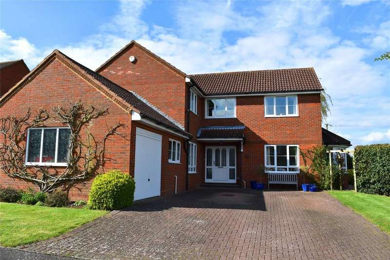 5 Bedrooms Detached House for sale in Home Farm, Bletchley Road