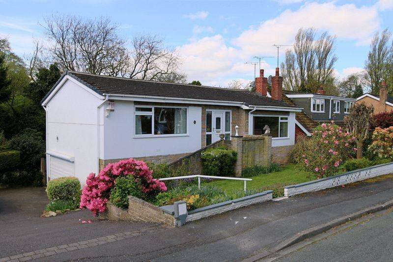 2 Bedrooms Bungalow for sale in Salander Crescent, Wistaston