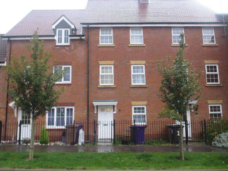 4 Bedrooms Town House for rent in Merrick Close, Stevenage