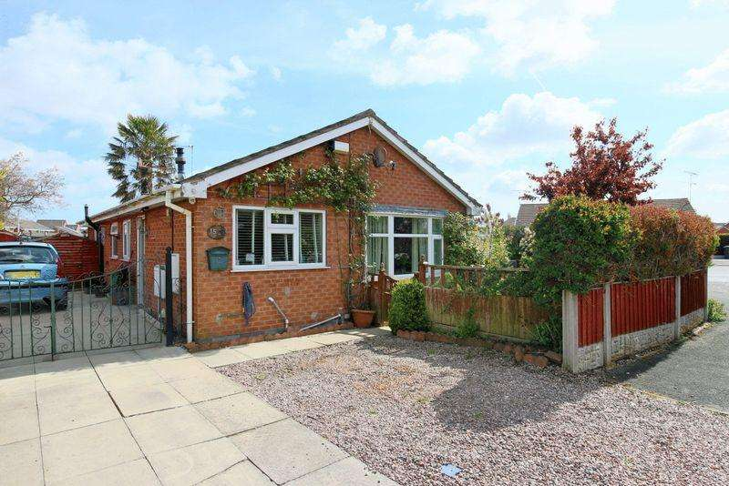 3 Bedrooms Bungalow for sale in Hendon Close, Crewe
