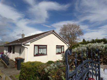 3 Bedrooms Bungalow for sale in Greenacre Drive, Bagillt, Flintshire, North Wales, CH6