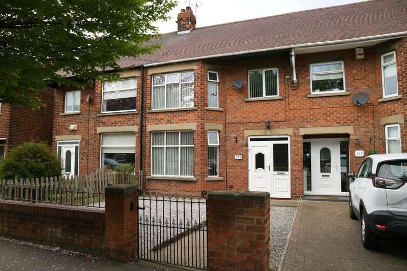 3 Bedrooms Terraced House for sale in Lambwath Road, Hull, HU8