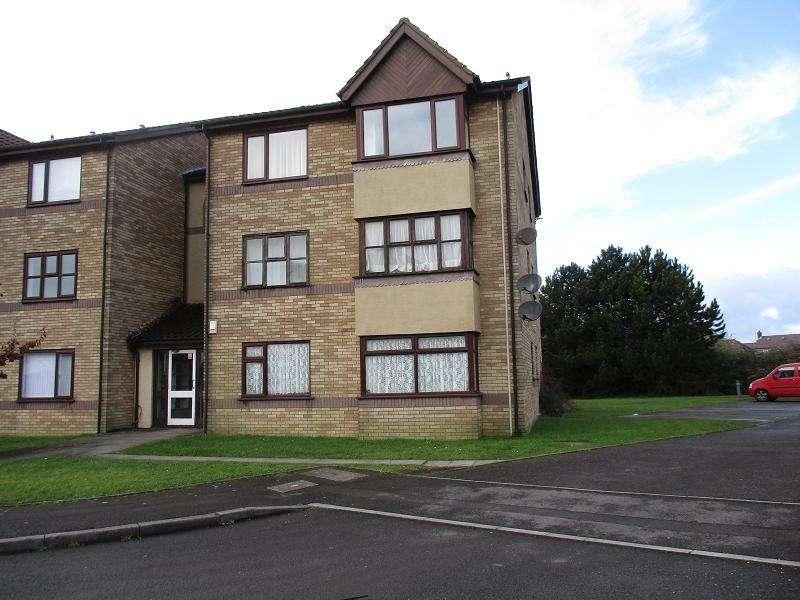 1 Bedroom Ground Flat for rent in Harvey Crescent, Aberavon, Port Talbot, Neath Port Talbot.