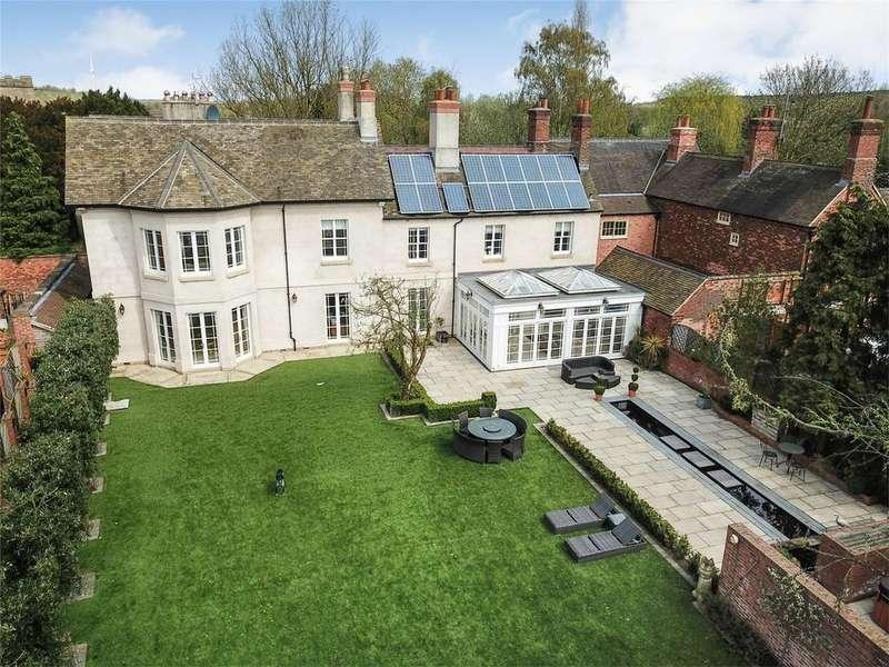 7 Bedrooms Detached House for sale in Church Hill, Bilsthorpe, NEWARK, Nottinghamshire