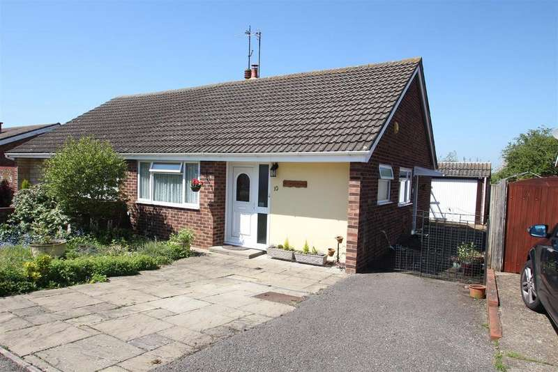 2 Bedrooms Semi Detached Bungalow for sale in Goran Avenue, Stony Stratford, Milton Keynes