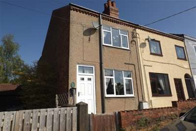 2 Bedrooms Terraced House for rent in George street, Chesterfield