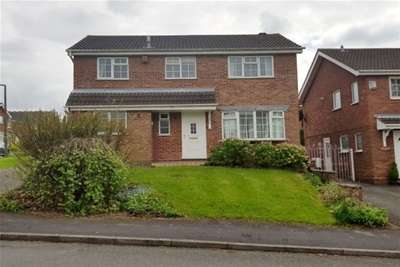 4 Bedrooms Detached House for rent in Melmerby, Wilnecote