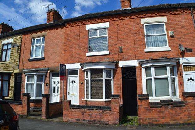 2 Bedrooms Terraced House for sale in Paddock Street, Wigston, LE18