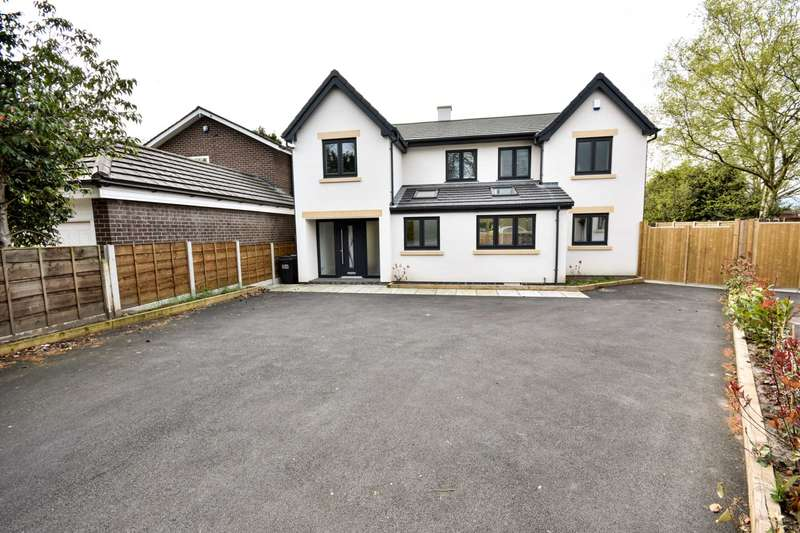 3 Bedrooms Detached House for sale in FORMER POLICE HOUSE DEVELOPMENT, LONDON ROAD NORTH, POYNTON