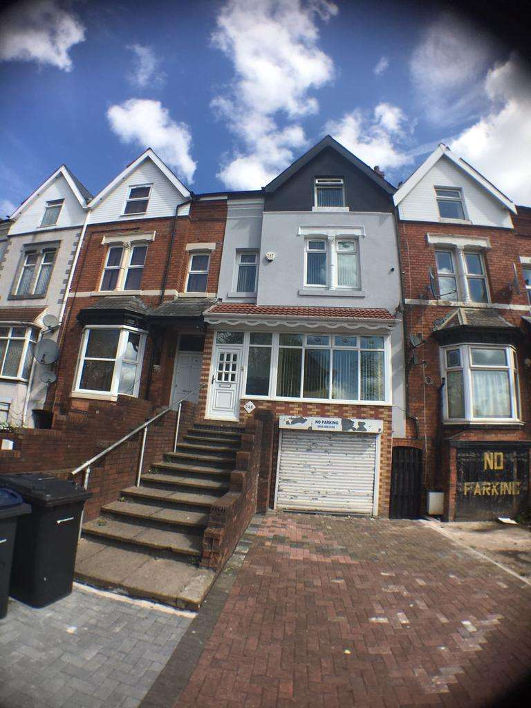 4 Bedrooms Terraced House for sale in Coventry Road, Small Heath, Birmingham B10