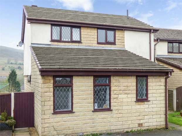 5 Bedrooms Detached House for sale in Wiswell Close, Rossendale, Lancashire