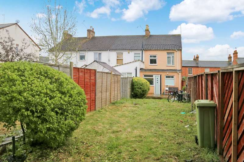 3 Bedrooms End Of Terrace House for sale in Napier Street, Milton Keynes