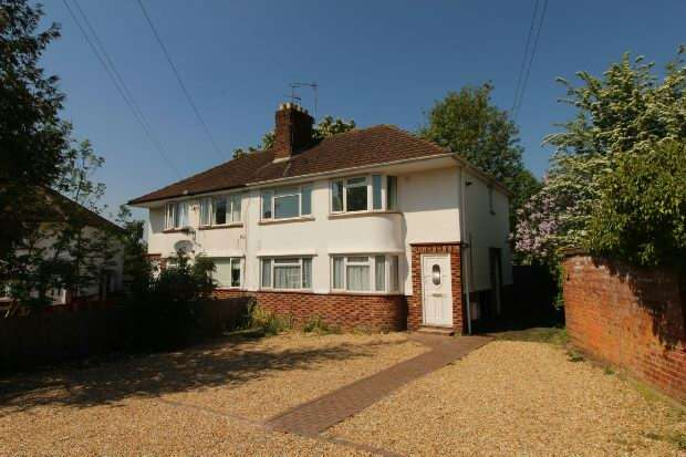2 Bedrooms Maisonette Flat for sale in Windermere Road, Reading