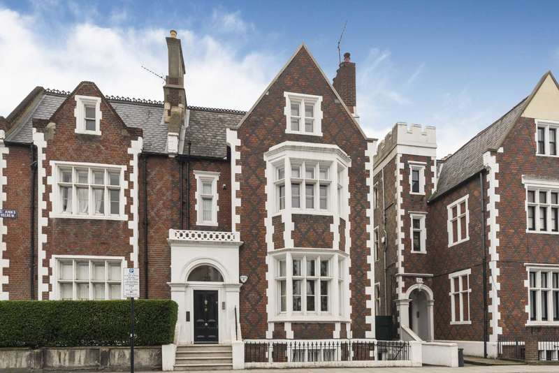 4 Bedrooms House for sale in St Ann`s Villas, London