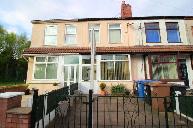 2 Bedrooms Terraced House for sale in Bradburn Road, Manchester, Lancashire, M44 5ZD