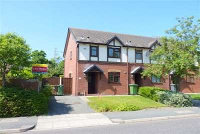 2 Bedrooms Semi Detached House for rent in Briarswood Close, Birkenhead