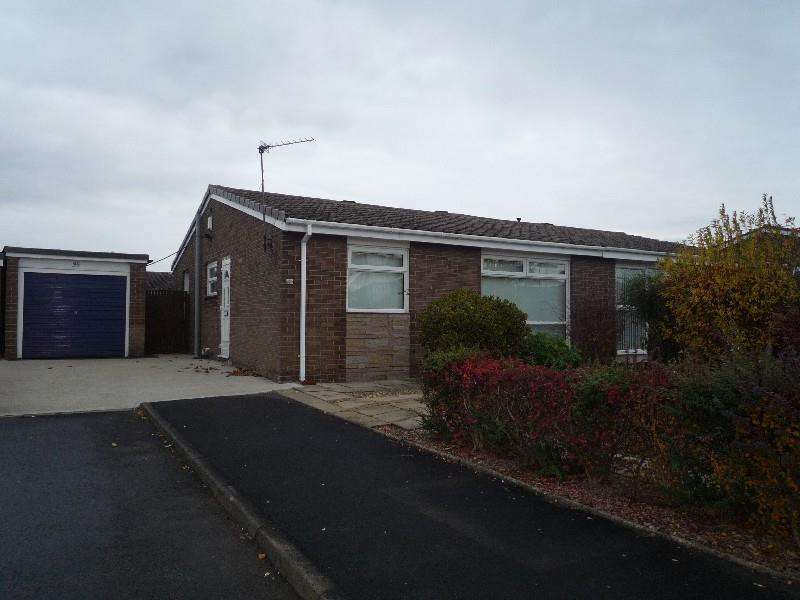 2 Bedrooms Semi Detached Bungalow for sale in Birchwood Road, Marton-In-Cleveland