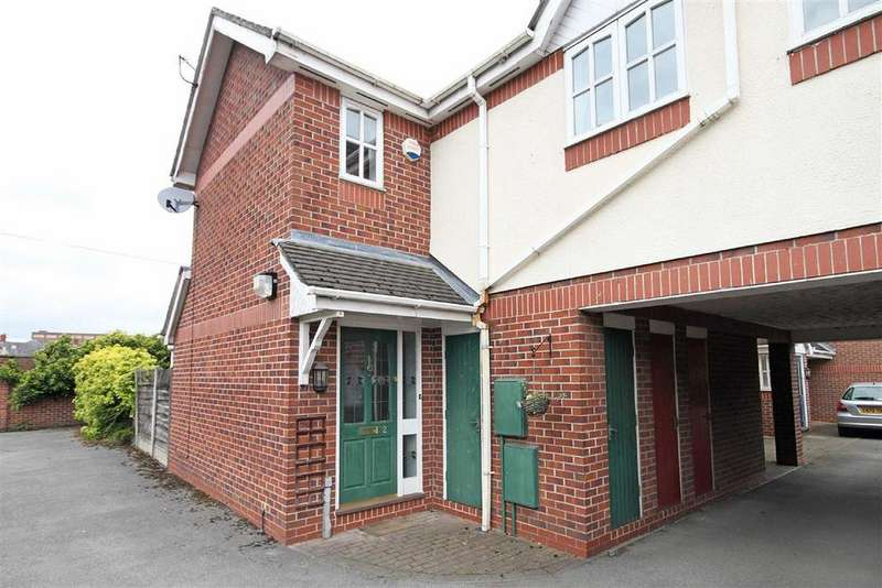 1 Bedroom Semi Detached House for sale in St James Court, Altrincham, Cheshire