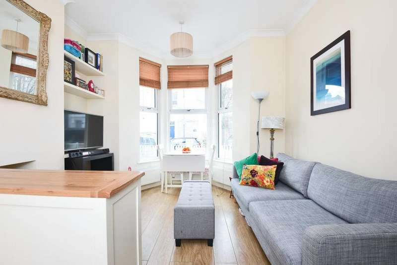 1 Bedroom Flat for sale in Bothwell Street, Hammersmith