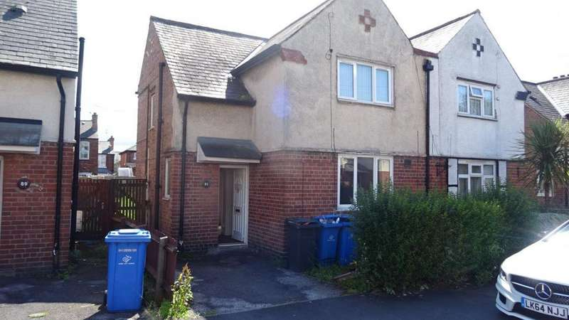 3 Bedrooms Semi Detached House for rent in Abingdon Street, Derby, DE24 8GA