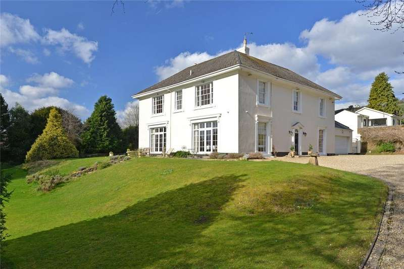 6 Bedrooms Detached House for sale in Bishopsteignton, Devon
