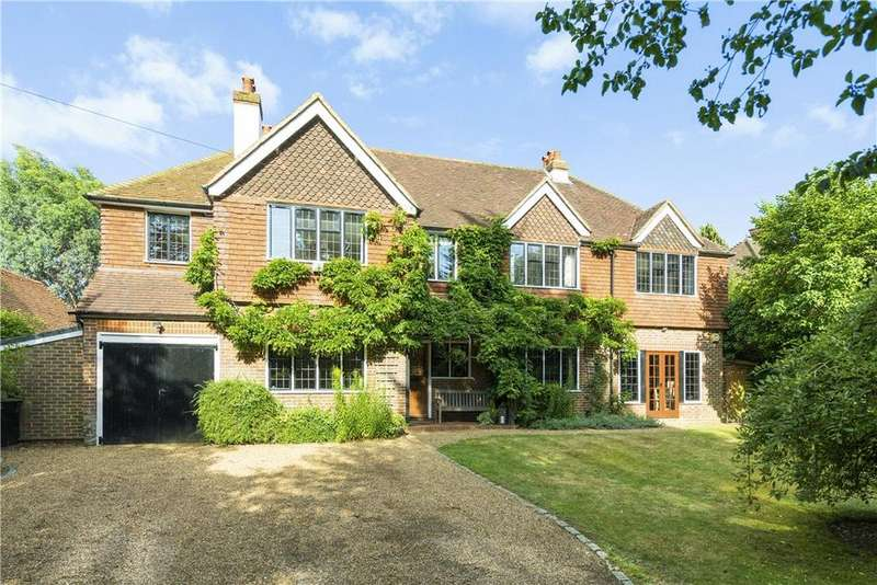6 Bedrooms Detached House for sale in One Tree Hill Road, Guildford, Surrey, GU4