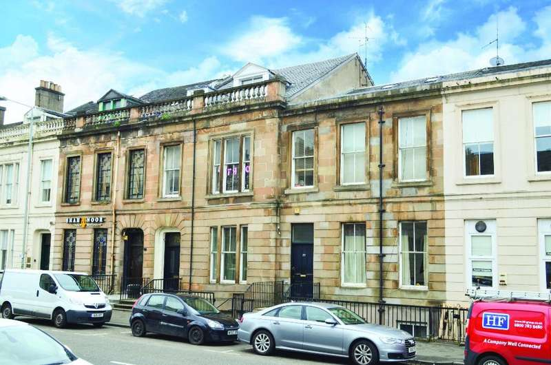15 Bedrooms Flat for sale in Berkeley Street, Kelvingrove, Glasgow, G3 7DX