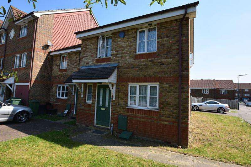 3 Bedrooms Terraced House for sale in Redbourne Drive, North Thamesmead, SE28 8RX