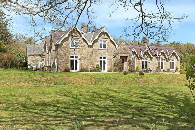 5 Bedrooms Detached House for sale in Catbrook Road, Catbrook, Monmouth, NP16