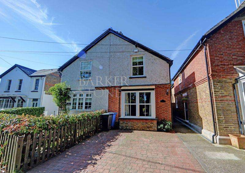 3 Bedrooms Semi Detached House for sale in Lower Road, Cookham