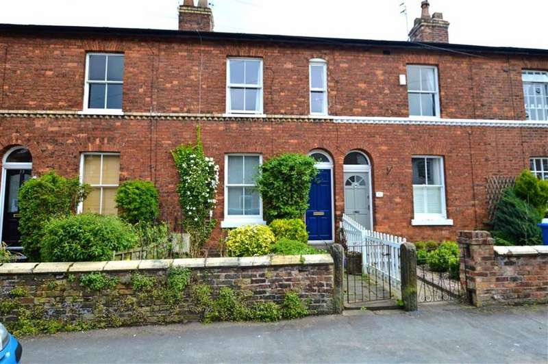 3 Bedrooms Terraced House for sale in Priory Street, Bowdon, Cheshire, WA14