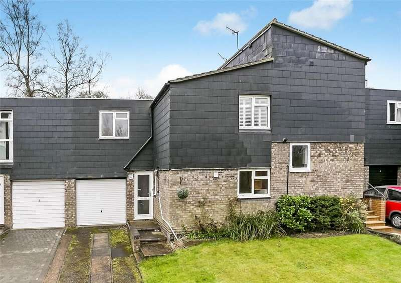 4 Bedrooms Terraced House for sale in Stuart Close, Tunbridge Wells