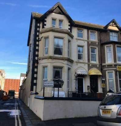 Flat for sale in Wilton Parade North Shore Blackpool