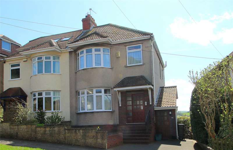 3 Bedrooms Semi Detached House for sale in Rayens Cross Road Long Ashton Bristol BS41