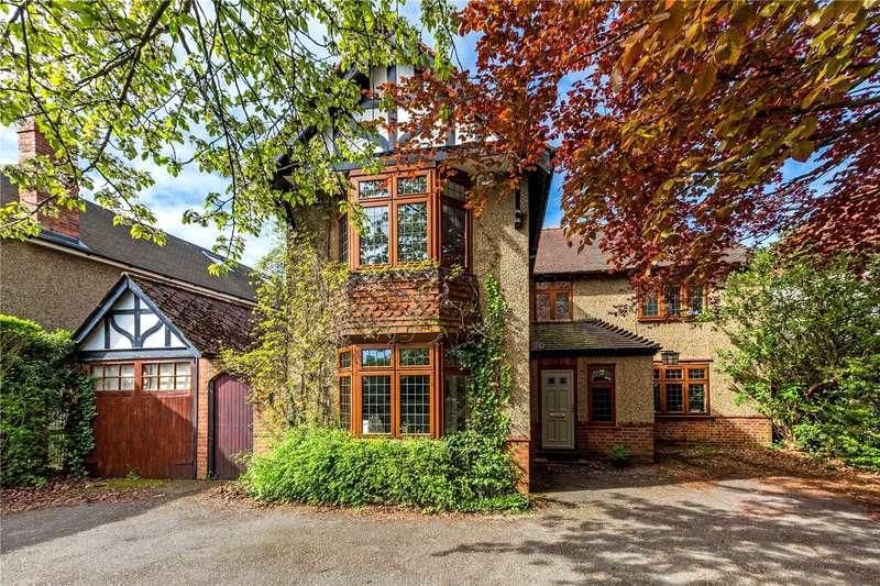 4 Bedrooms Detached House for sale in Furze Platt Road, Maidenhead, Berkshire, SL6