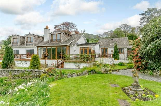 6 Bedrooms Detached House for sale in Near Sawrey, Ambleside, Cumbria