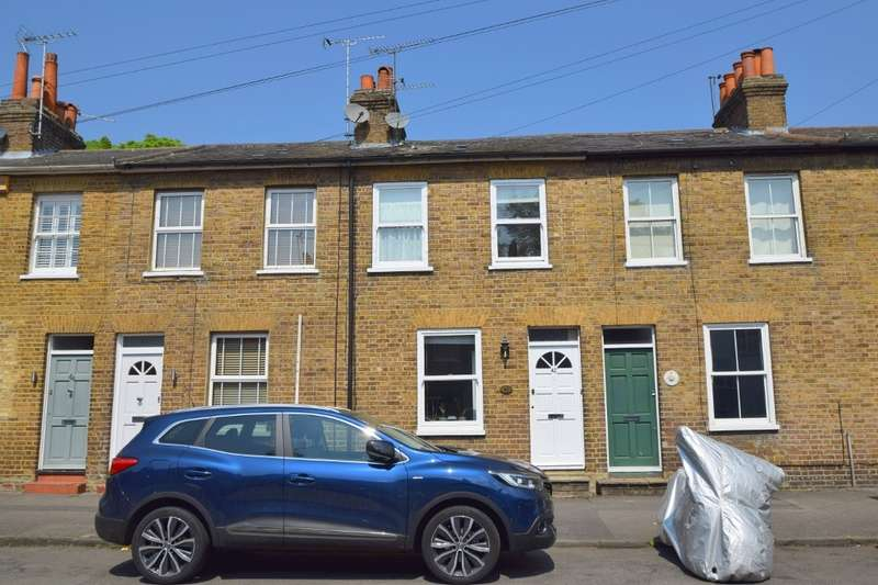 2 Bedrooms Terraced House for sale in Bexley Street, Windsor, SL4