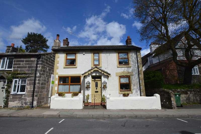 2 Bedrooms Cottage House for sale in Village Road, Higher Bebington
