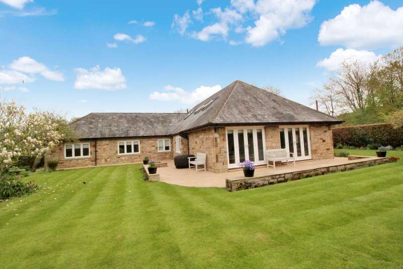 4 Bedrooms Detached House for sale in The Stanners, Corbridge